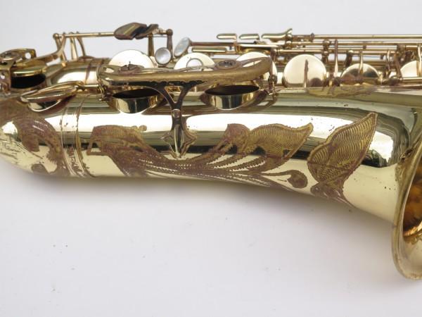 Saxophone ténor Selmer Mark 7 verni gravé (9)