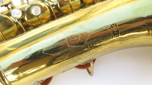 Saxophone ténor Conn 10 M verni (1)