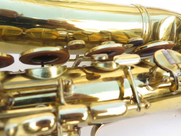 Saxophone ténor Conn 10 M verni (11)