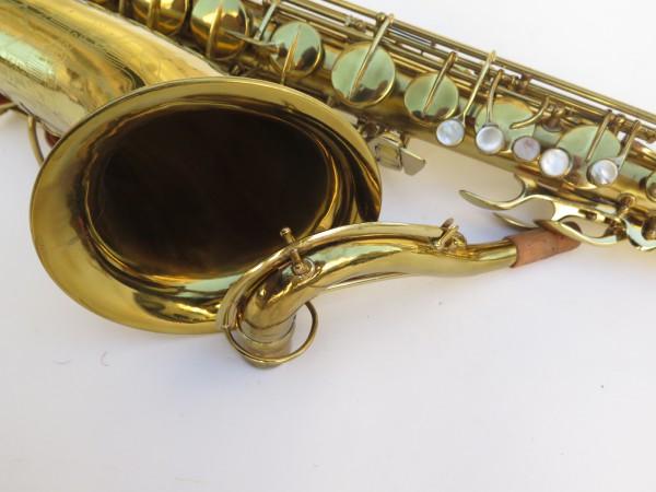Saxophone ténor Conn 10 M verni (12)