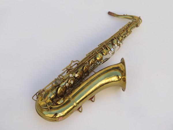 Saxophone ténor Conn 10 M verni (2)