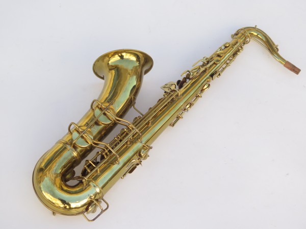 Saxophone ténor Conn 10 M verni (3)