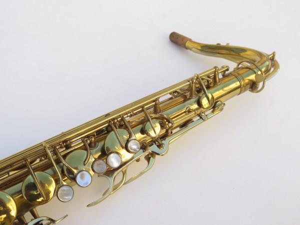 Saxophone ténor Conn 10 M verni (6)