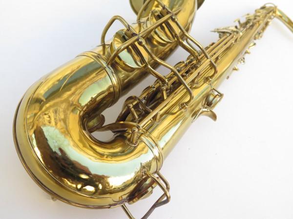Saxophone ténor Conn 10 M verni (7)