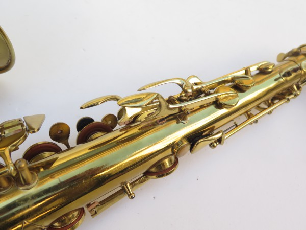 Saxophone ténor Conn 10 M verni (8)
