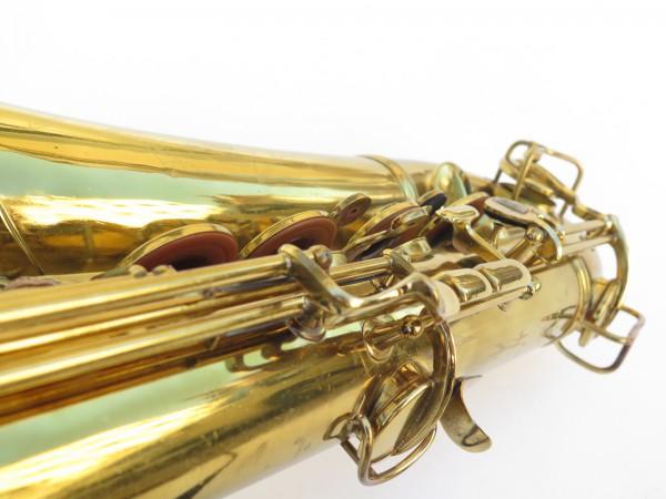 Saxophone ténor Conn 10 M verni (9)