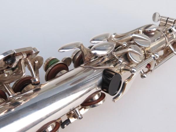 Saxophone alto Buffet Crampon S1 argenté (10)