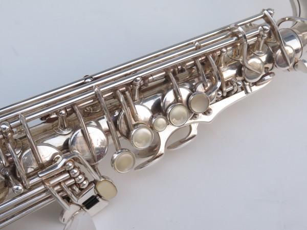 Saxophone alto Buffet Crampon S1 argenté (2)