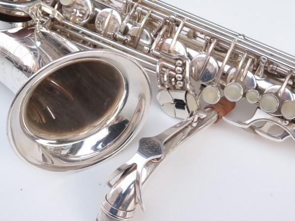 Saxophone alto Buffet Crampon S1 argenté (3)