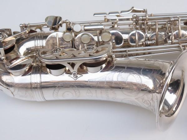 Saxophone alto Buffet Crampon S1 argenté (4)