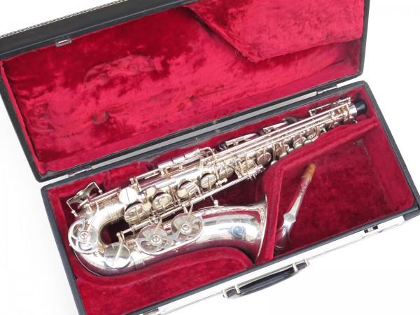Saxophone alto Buffet Crampon S1 argenté (5)