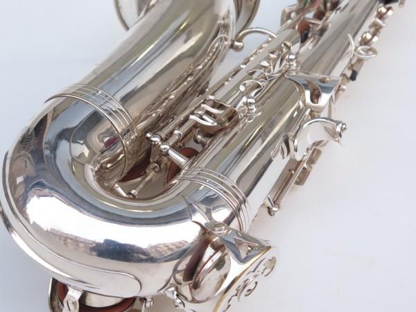 Saxophone alto Buffet Crampon S1 argenté (9)