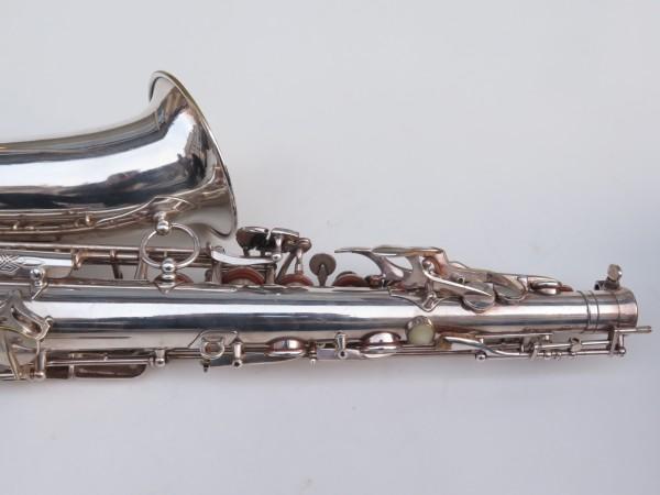 Saxophone alto Selmer Super Balanced Action argenté (11)