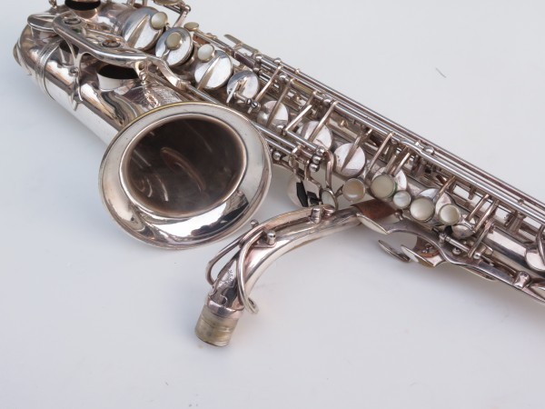 Saxophone alto Selmer Super Balanced Action argenté (7)