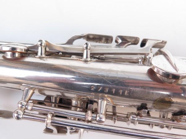 Saxophone soprano Buffet Crampon S1 argenté (1)