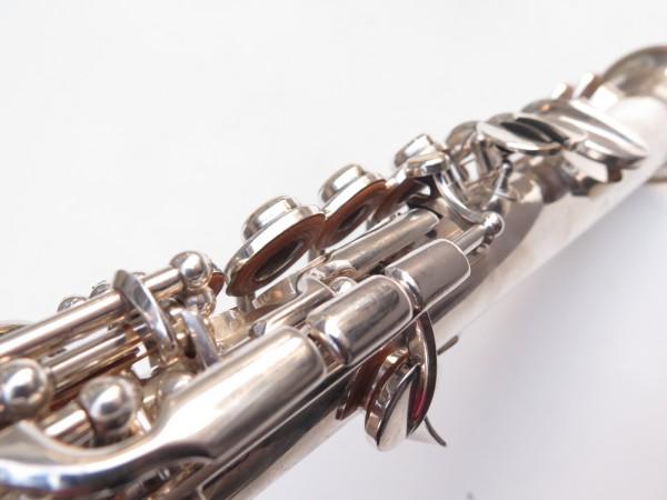Saxophone soprano Buffet Crampon S1 argenté (10)