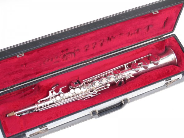 Saxophone soprano Buffet Crampon S1 argenté (11)