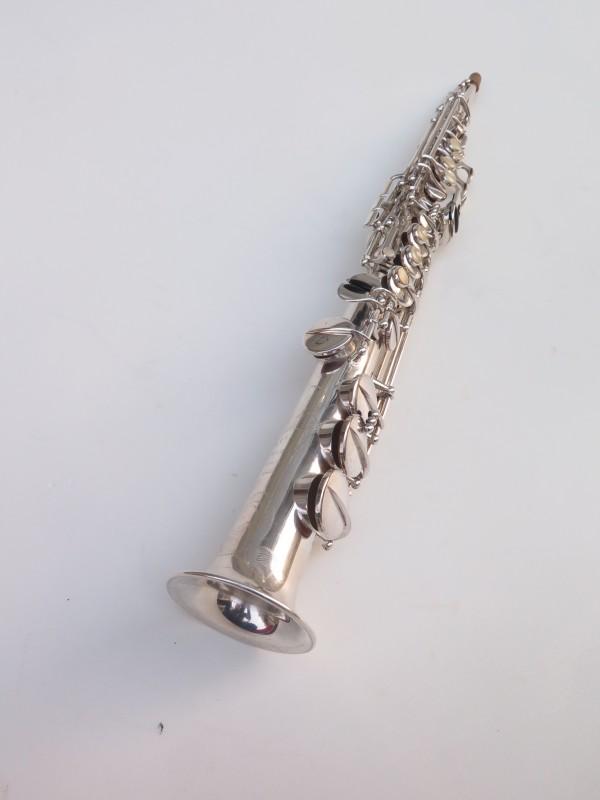 Saxophone soprano Buffet Crampon S1 argenté (3)
