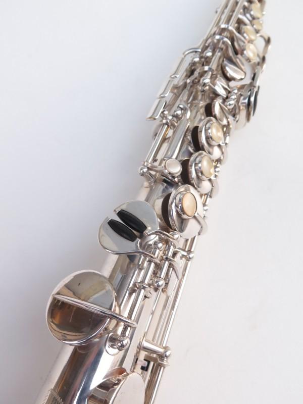 Saxophone soprano Buffet Crampon S1 argenté (4)