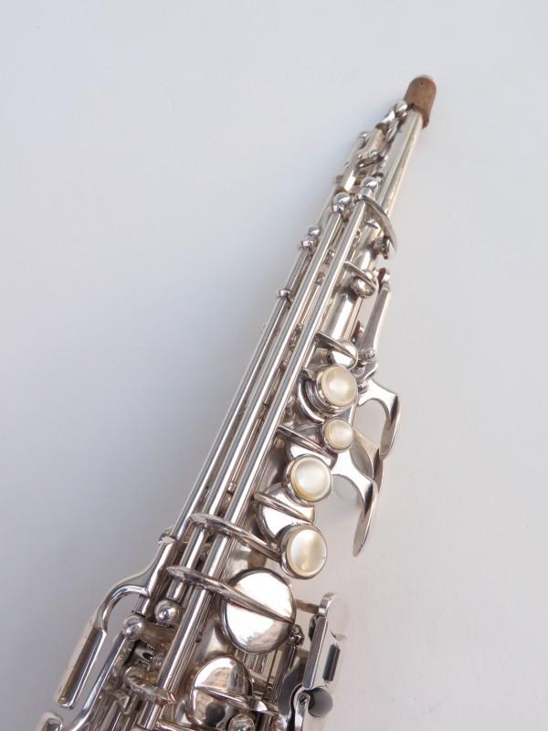 Saxophone soprano Buffet Crampon S1 argenté (5)