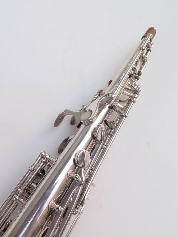 Saxophone soprano Buffet Crampon S1 argenté (6)