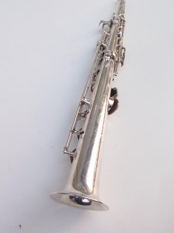 Saxophone soprano Buffet Crampon S1 argenté (7)