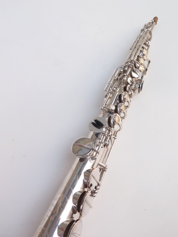 Saxophone soprano Buffet Crampon S1 argenté (9)