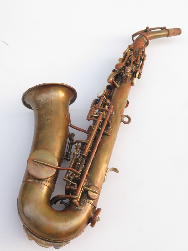Saxophone soprano courbe Buescher (3)
