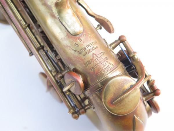 Saxophone soprano courbe Buescher (5)