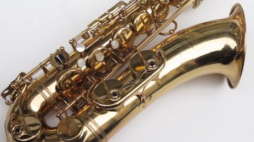 Saxophone ténor Selmer Mark 6 verni (1)