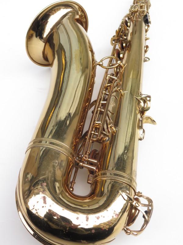 Saxophone ténor Selmer Mark 6 verni (11)