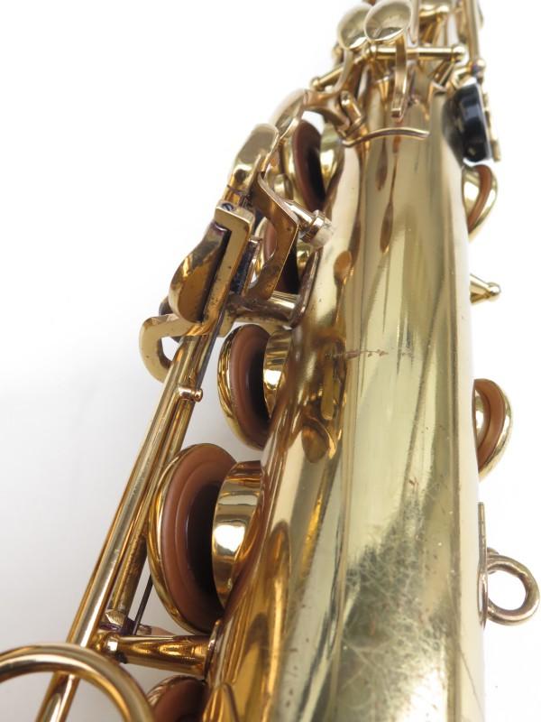 Saxophone ténor Selmer Mark 6 verni (12)