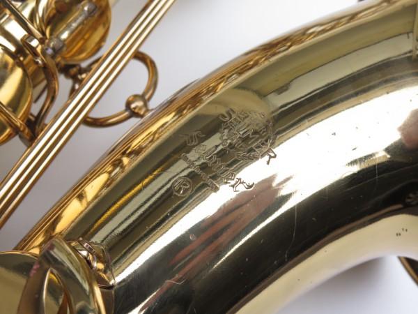 Saxophone ténor Selmer Mark 6 verni (2)