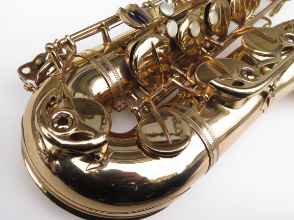 Saxophone ténor Selmer Mark 6 verni (4)