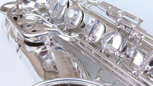 saxophone alto Selmer Super Balanced Action argenté (1)