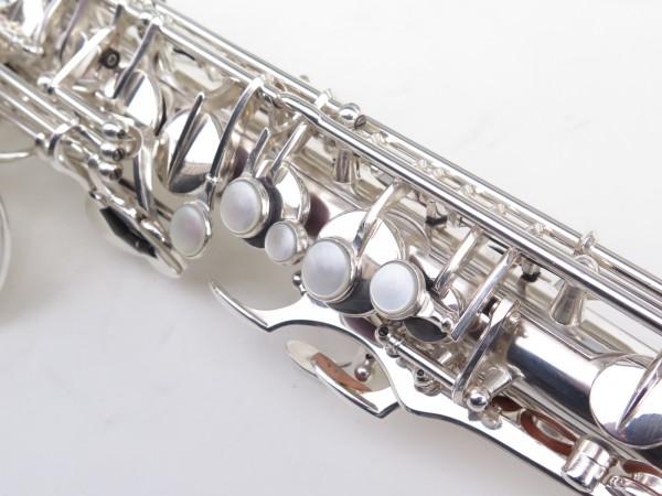 saxophone alto Selmer Super Balanced Action argenté (15)