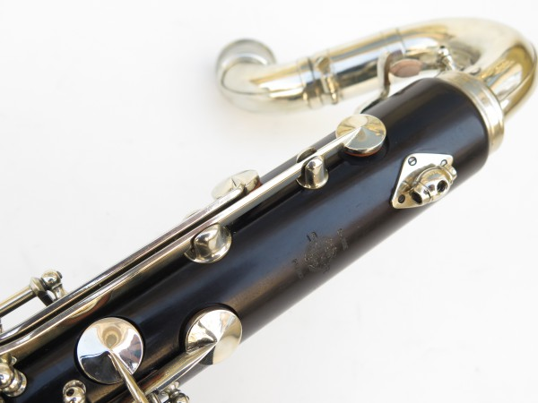 Clarinette basse Selmer au mib grave (5)