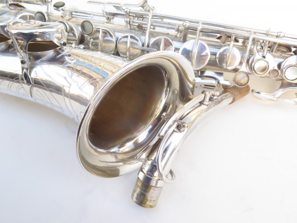Saxophone alto SML argenté gravé standard (1)