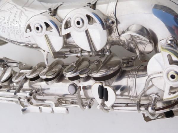 Saxophone alto SML argenté gravé standard (12)