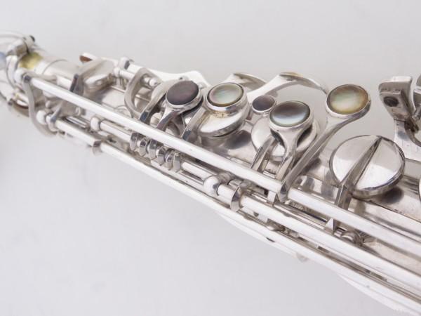 Saxophone alto SML argenté gravé standard (13)