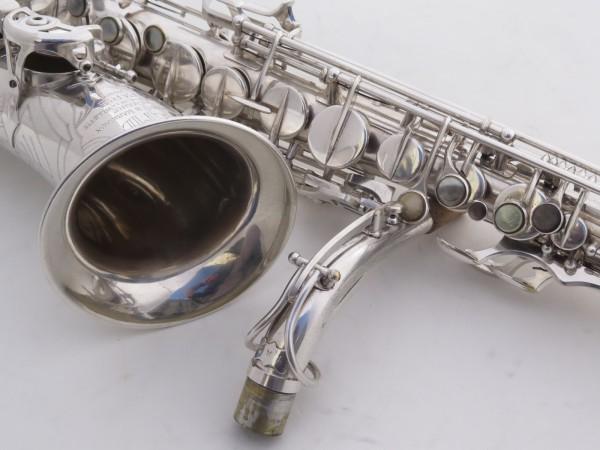 Saxophone alto SML argenté gravé standard (14)