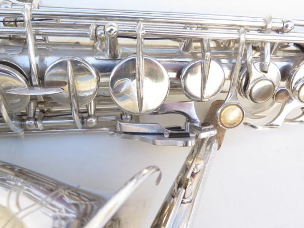 Saxophone alto SML argenté gravé standard (2)