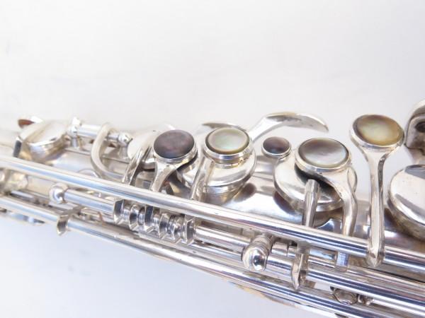 Saxophone alto SML argenté gravé standard (20)