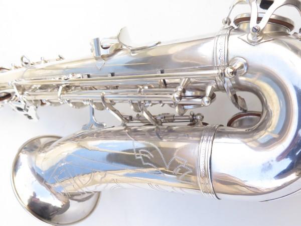 Saxophone alto SML argenté gravé standard (21)