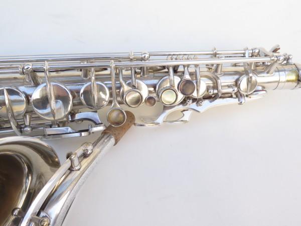 Saxophone alto SML argenté gravé standard (4)