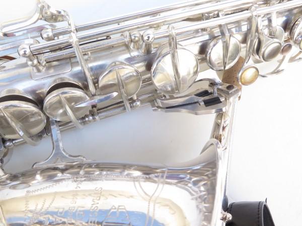 Saxophone alto SML argenté gravé standard (5)