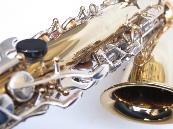 Saxophone alto Selmer Mark 6 verni clétage argenté (19)