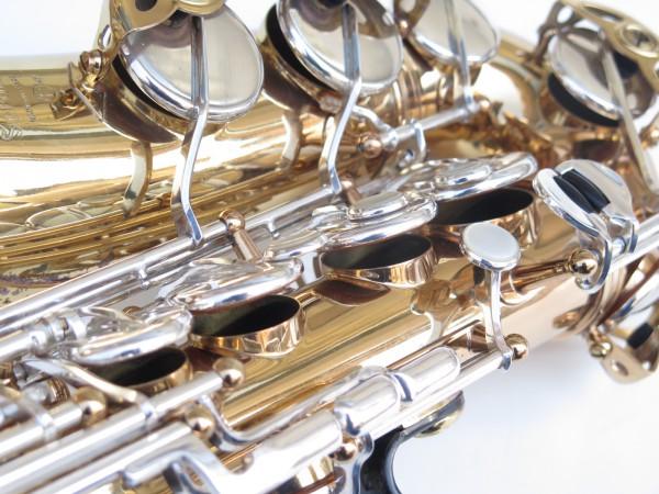 Saxophone alto Selmer Mark 6 verni clétage argenté (3)