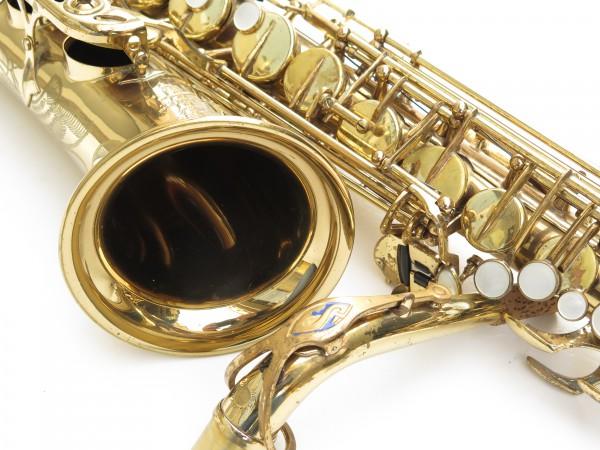 Saxophone alto Selmer Mark 6 verni gravé (4)