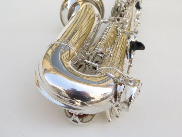 Saxophone alto Selmer Mark 7 argenté (13)